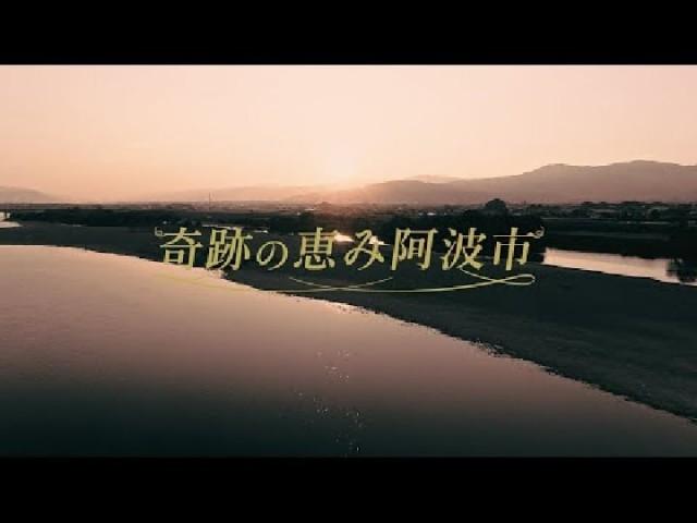 【徳島県阿波市PR動画2】奇跡の恵み阿波市