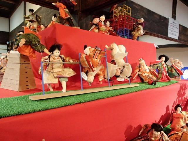 「いなぶ旧暦のひな祭り・どんぐり工房ひな祭り」・豊田市