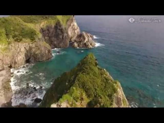 [空撮] SETOUCHI AIR – ホノホシ海岸・瀬戸内町