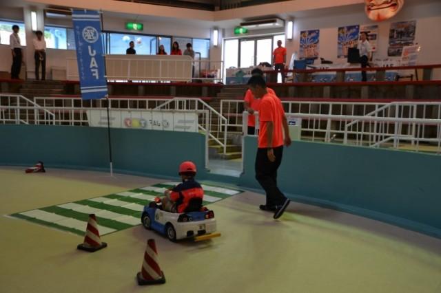 交通安全を学べる「JAF Try Safety with Kids」・稲城市